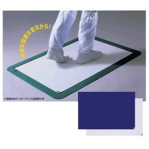 〔代引不可〕粘着式除塵マット IVYマット9200(通常粘着タイプ)600mm×900mm×30m積層×10セット|shizaiyasan