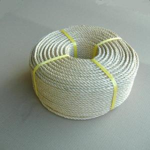 マニラ麻ロープ 8mm径×約200m巻 1巻|shizaiyasan