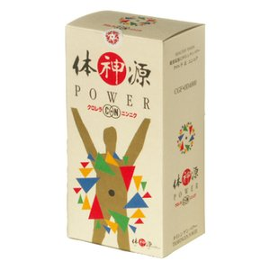 「体神源パワー」 自然共生  無臭ニンニクエキス+クロレラで健康的な毎日を内側からサポート|shizen-kyosei