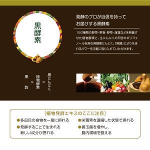 「黒酵素(黒にんにく含有食品)」 自然共生|shizen-kyosei