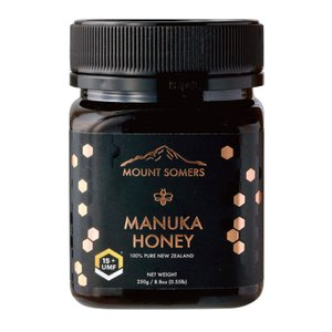 「マヌカ蜂蜜 UMF15+」 自然共生 スプーン1杯の美味しい健康蜂蜜!|shizen-kyosei