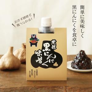 オープン記念セール1000円ぽっきり 黒にんにく味噌 2個170g×2 初回限定 自然共生 青森県産 ポイント消化|shizen-kyosei