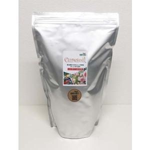 天然の微生物式土壌改良資材 「自然の恵み キュアソイル」 4L|shizen-megumi