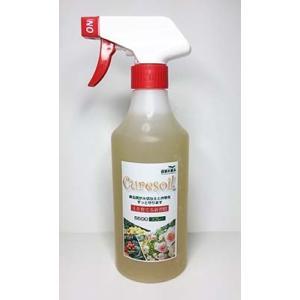 天然の微生物式土壌改良資材 「自然の恵み キュアソイル」 S500|shizen-megumi