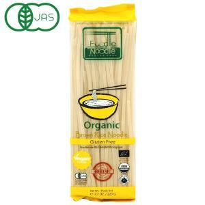 Foodle Noodle 有機玄米ヌードル(220g) アスプルンド shizenkan