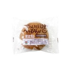 べっぴんパン 黒豆餡(1個) まるも|shizenkan