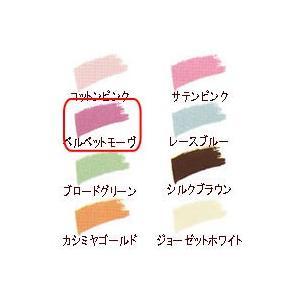CACメンブレン アイカラー・レフィル ベルベットモーヴ CAC化粧品 shizenkan