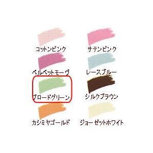 CACメンブレン アイカラー・レフィル ブロードグリーン CAC化粧品 shizenkan