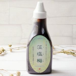 千坂式 藻塩梅(460g) 食健|shizenkan