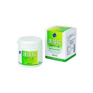 千坂式 蓬藻塩(モグソール)(200g) 食健|shizenkan