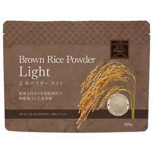 千坂式 玄米パウダー ミクロ(200g) 食健 千坂式割引対象外|shizenkan