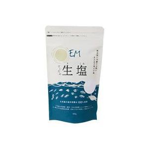 EMてぃだの生塩(500g) イーエム総合ネット (旧名:EM蘇生海塩GOLD)|shizenkan