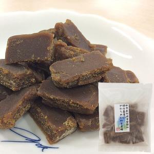 やわらかい加工黒糖(徳之島産)(100g) 兼久農産物加工組合