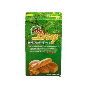 白神こだま酵母ドライ(製パン用酵母)(50g(10g×5包)) 秋田十條化成