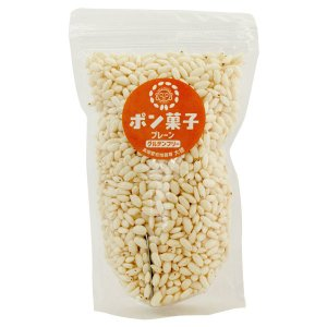 ポン菓子(プレーン)(60g) 大徳
