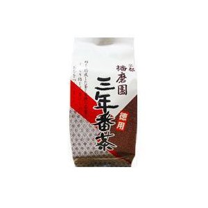 播磨園 三年番茶(360g) 播磨園製茶|shizenkan