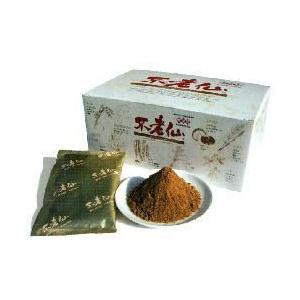 不老仙(500g(20g×25袋)) 8個セット ホートク|shizenkan
