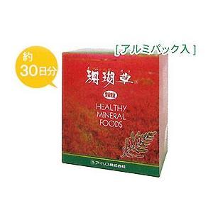 サンゴ草顆粒Aタイプ(フラクトオリゴ糖・米酢入)大箱(2g×90入) アイリス|shizenkan