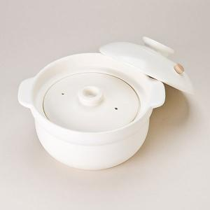 NEWマスタークック 3合炊き炊飯用土鍋(1.5L) 健康綜合開発 shizenkan