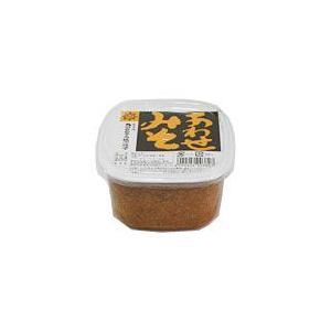 大自然の恵み、熊本産大豆・九州産大麦・国産米・天日塩で仕込んだお味噌です。無添加の安心、合わせのバラ...