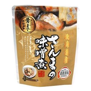 さんまの味噌煮(95g(固形量70g)) 兼由 9月新商品|shizenkan