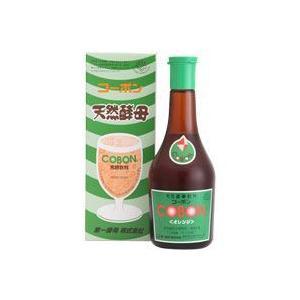 コーボン みかん(525ml) 第一酵母|shizenkan
