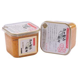 コーボンみそ(750g) 第一酵母|shizenkan
