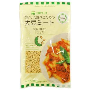 大豆たんぱく・ミンチ(130g) 三育|shizenkan