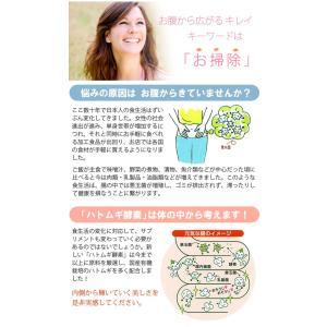 ハトムギ酵素 ハトムギ美人((150g)2.5g×60包) 太陽食品  レビューを書いてサンプルプレゼント|shizenkan|06