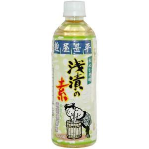 麹屋甚平 浅漬の素(500ml) マルアイ食品|shizenkan