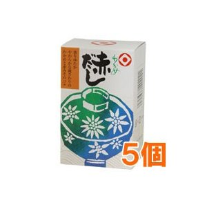 赤だしみそ汁(9g×6) 5個セット 日食|shizenkan