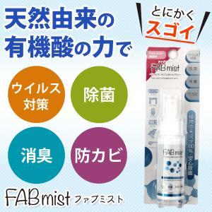 除菌・消臭・防カビスプレー FABミスト(50ml) ビッグバイオ