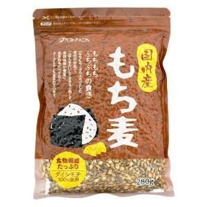 国内産 もち麦(280g) ベストアメニティ 数量限定 shizenkan
