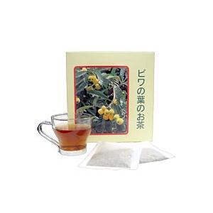 ビワの葉のお茶(6g×30袋) 三栄商会|shizenkan