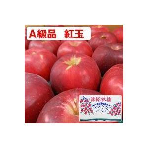 紅玉青森りんご(約14kg) A級品 竹嶋有機農園 平成29年度産 メーカー直送につき代引・同梱・海外発送不可|shizenkan