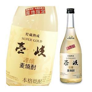 本格麦焼酎 壱岐スーパーゴールド22(720ml) 玄海酒造|shizenkan