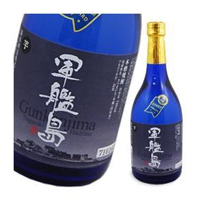 本格芋焼酎 軍艦島・芋(720ml) 霧氷酒造|shizenkan