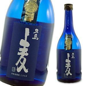 本格麦焼酎 五島麦(720ml) 五島列島酒造|shizenkan