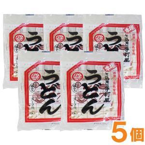 さぬきゆでうどん(スープ付)(210g) 5個セット マルシマ|shizenkan