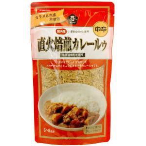 直火焙煎カレールゥ・中辛(170g) ムソー