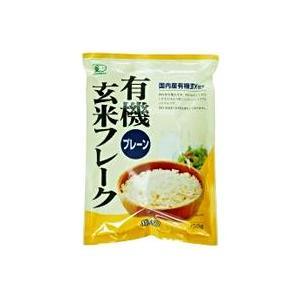 有機玄米フレーク・プレーン(150g) ムソー shizenkan