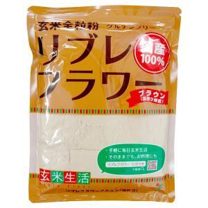 リブレフラワー・ブラウン深炒りタイプ(500g) シガリオ shizenkan
