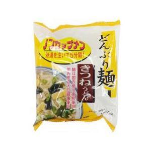 どんぶり麺・きつねうどん(77.3g) トーエー shizenkan