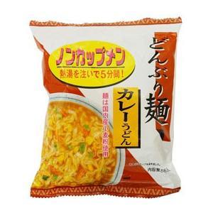 どんぶり麺・カレーうどん(86.8g) トーエー shizenkan