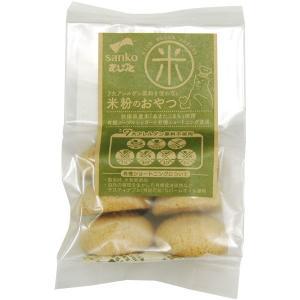 7大アレルゲン原料不使用。秋田県産米(あきたこまち)由来の米粉を主原料に、有機原料(有機メープルシュ...