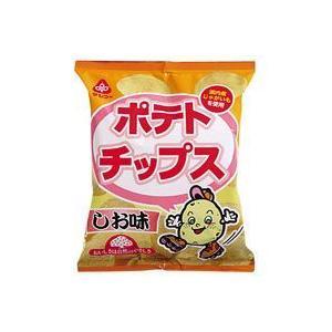 ポテトチップス・しお(58g) サンコー