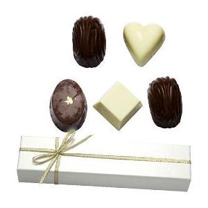 アソートチョコレート(5個入) 菓歩菓歩 バレンタインギフト 期間限定|shizenkan