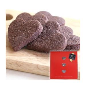 ハートココアクッキー(5枚入) クロスロード バレンタインギフト 期間限定|shizenkan