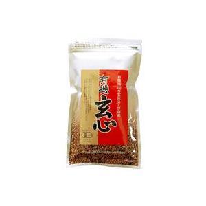 有機・玄心(黒炒り玄米スープの素)(320g) 無双本舗|shizenkan