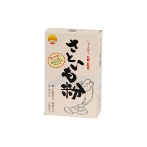 さといも粉<箱>さらし付(50g×4) 無双本舗|shizenkan